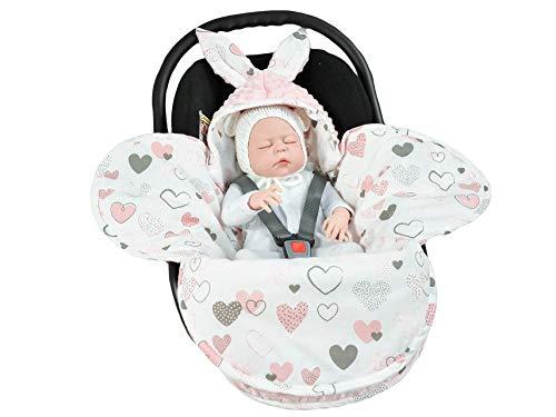Babyeinschlagdecke für Neugeborene