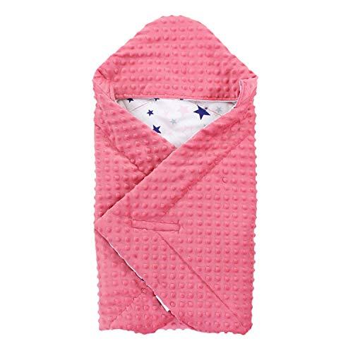 Winter-Einschlagdecke für Babys