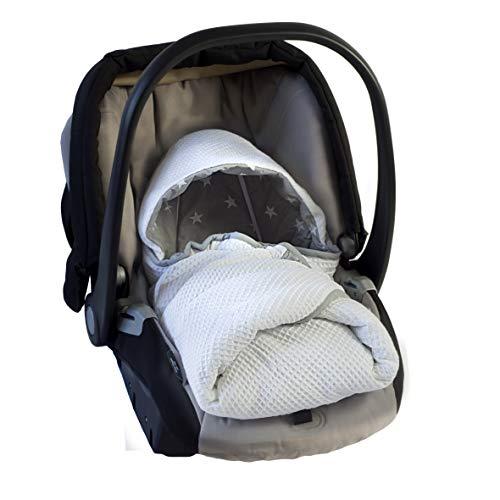 Lodger WPCTH6002054 Einschlagdecke Neugeborene Baumwolle Scandinavian Flannel