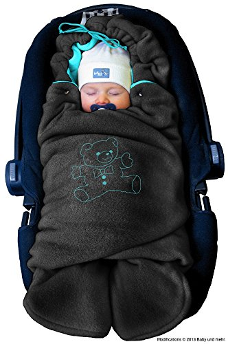 Babyeinschlagdecke Neugeborene